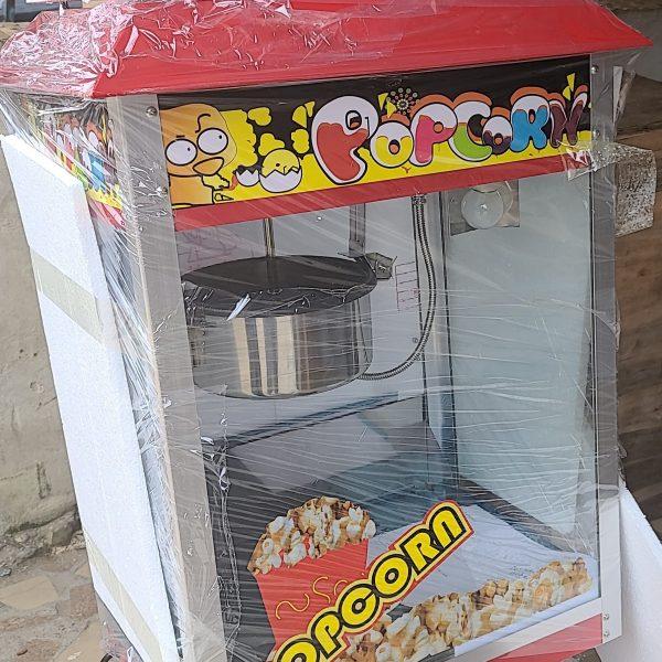 Electric_gas_Popcorn machine