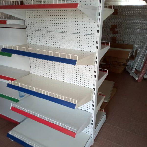 Supermarket Shelf Double Sided