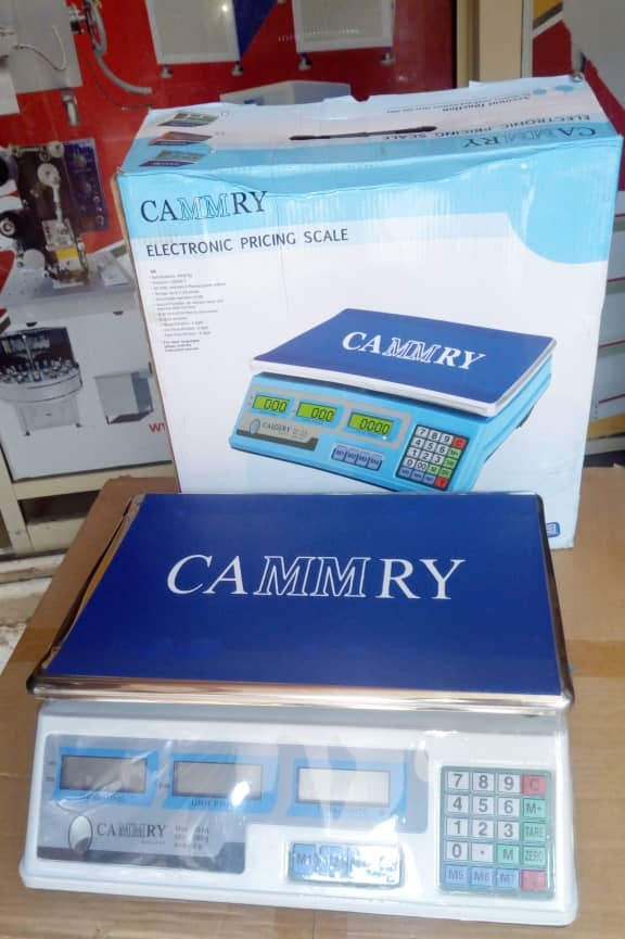 Cammry Electronic Price Scale