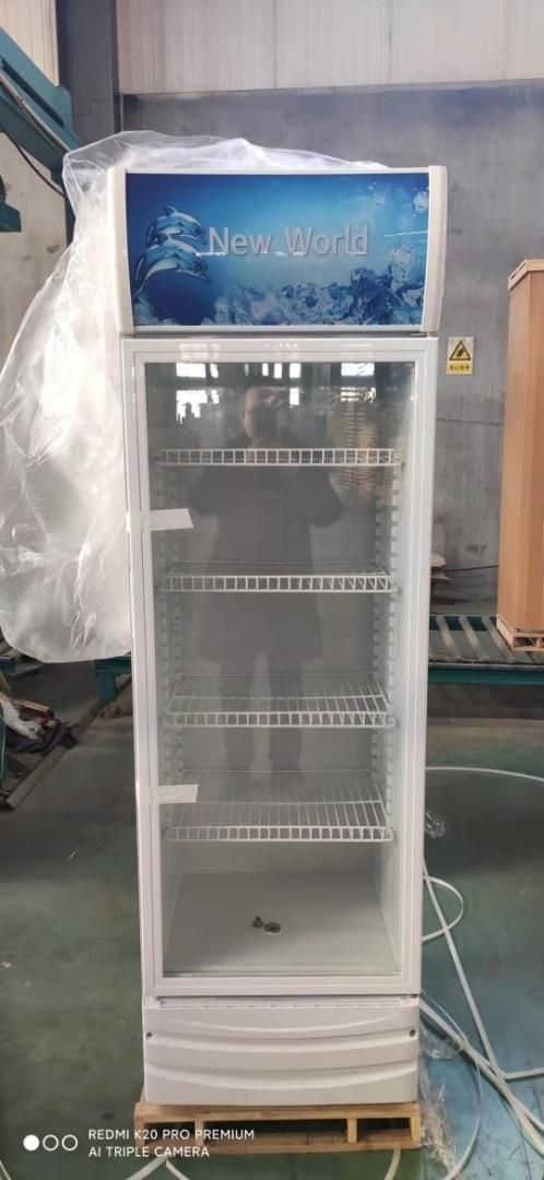 Display Showcase Chiller Single Door