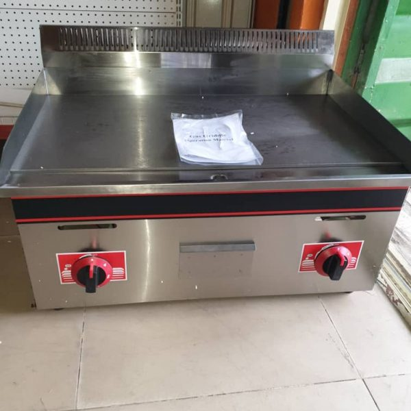 Countertop Lpq Grill And Griddle, Stainless Steel Table Top Gas Griddle