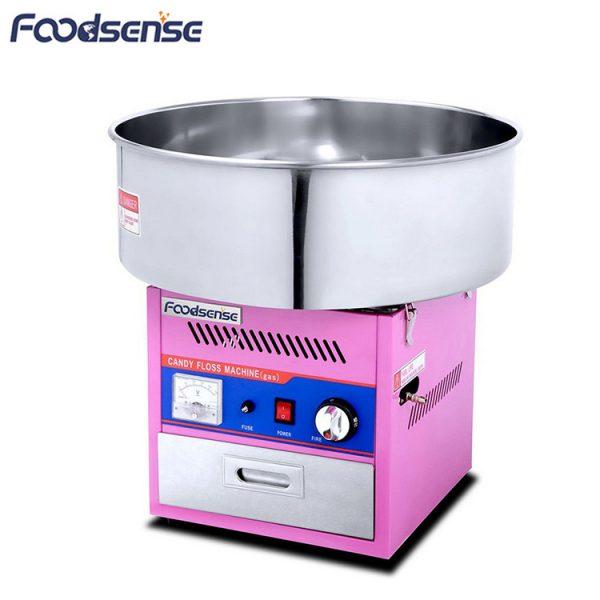 GasCandy Floss Machine