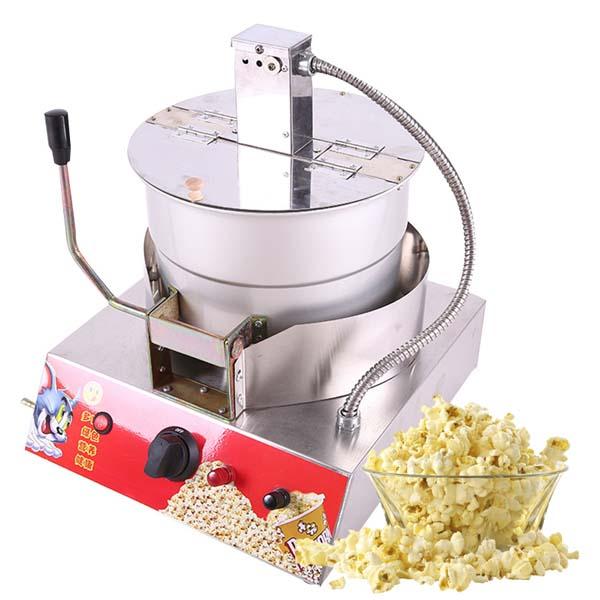 Gas-Popcorn-Machine