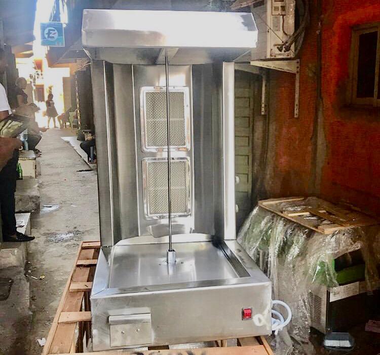 Gas Shawarma Machine & Grill (1)