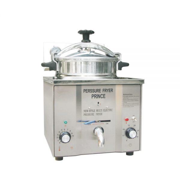 New Style Electric Commercial chicken pressure standing fryer