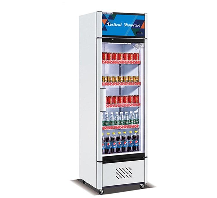 Single Door Commercial Beverage Display