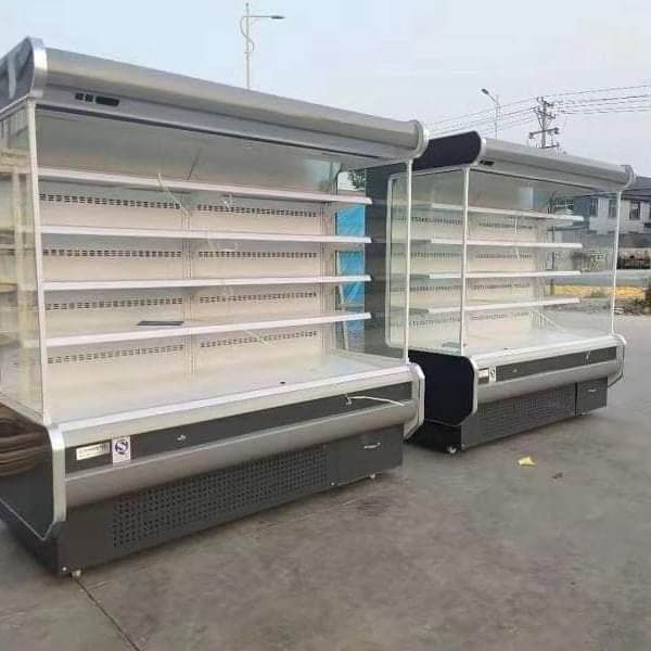 Supermarket Display Open Chillers