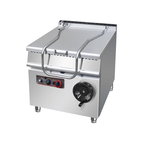 ZH-Electric-Tilting-Braising-PanWestern-Combination-Cooking-Line