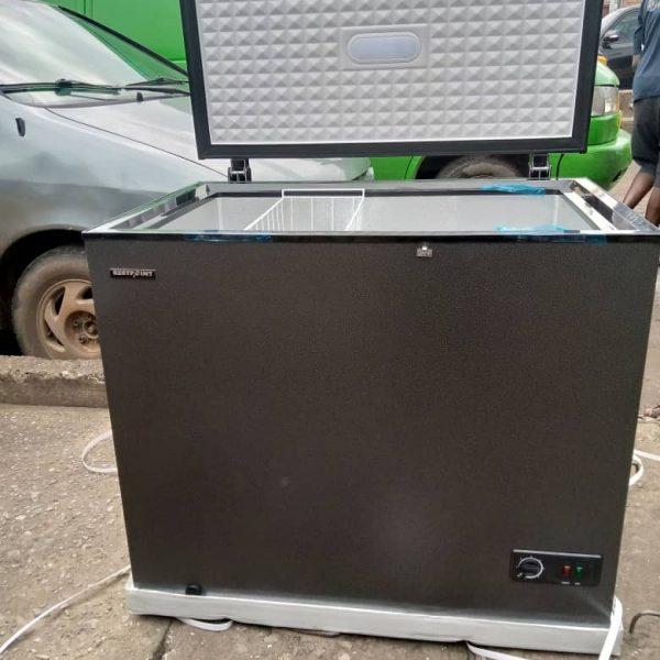 Supermarket RefrigerationEquipment Chest Freezer For Frozen Food