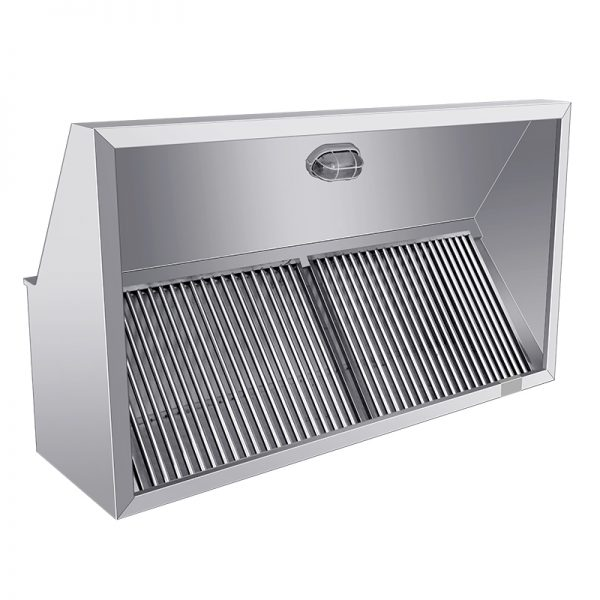 commerical foodtruch vent exhaust hood from manufacturer