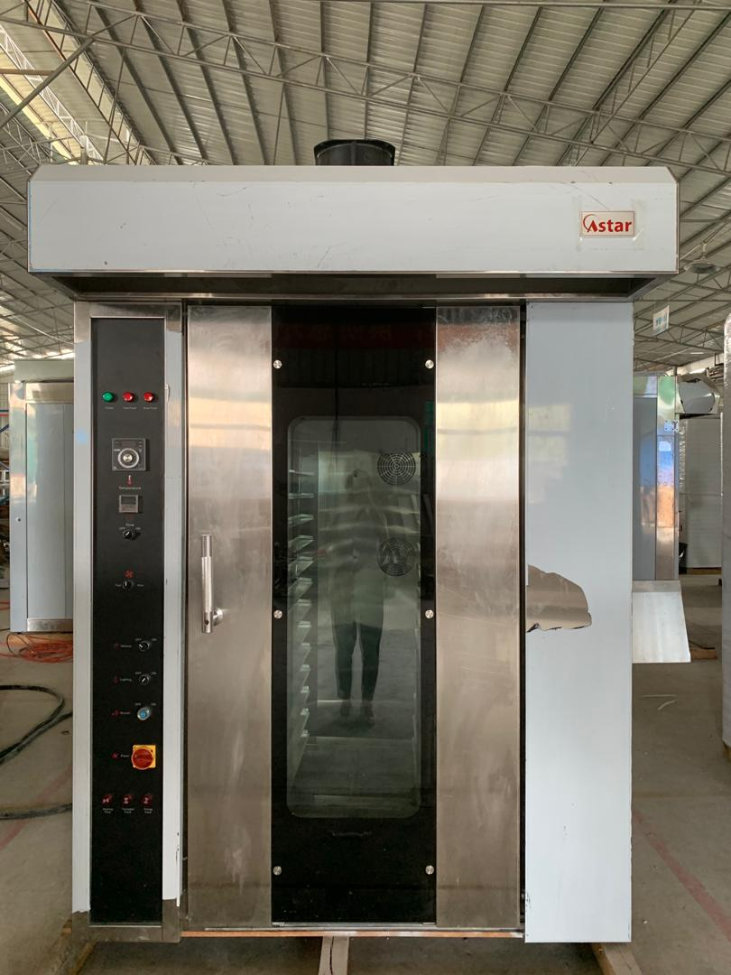gas rotary oven 1 bag