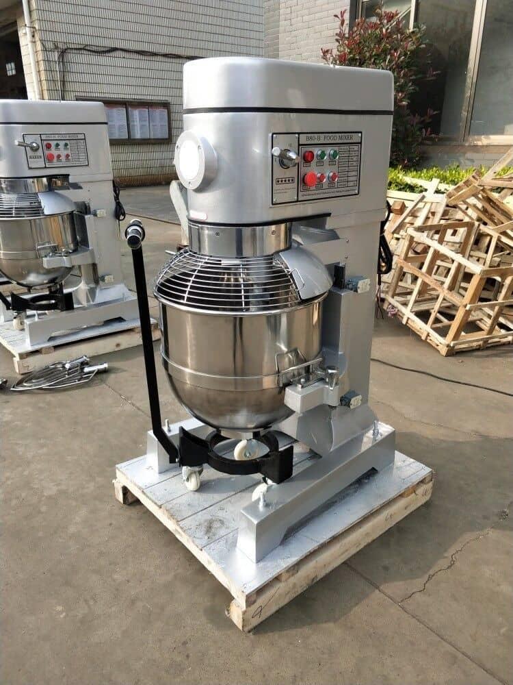 industrial food mixer