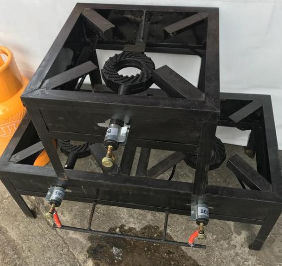 Outdoor Gas Stock cooker