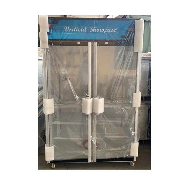 soft drink glass door cooler beverage display refrigerators